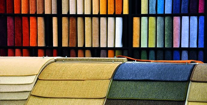 Textiler Bodenbelag