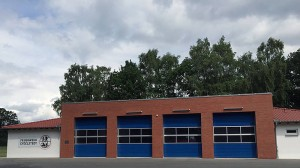 Feuerwehrhaus Eydelstedt