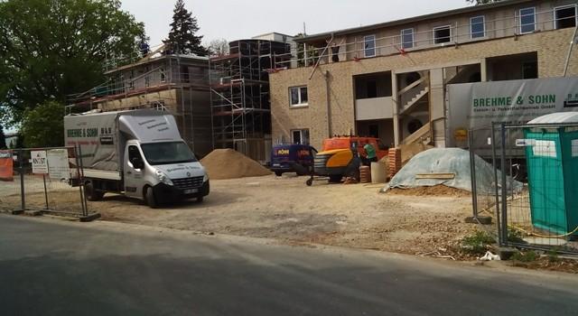 Bauvorhaben in Rahden