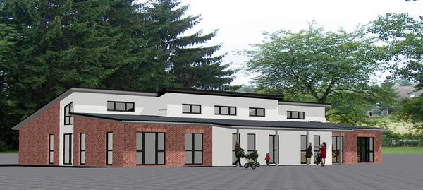 Bauvorhaben in Wagenfeld