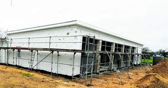 Bauvorhaben in Weyhe