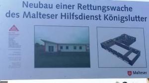 Bauschild BauTeam Husmann