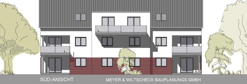 Bauvorhaben in Barenburg