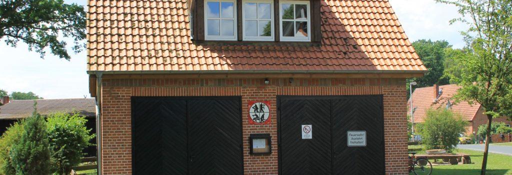 Bauvorhaben Feuerwehrhaus Bendingborstel