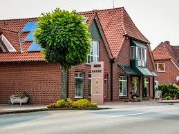 Umbau Büro- und Ausstellungsgebäude Sanitärgeschäft Bähre in Siedenburg