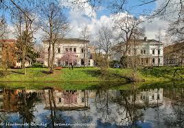 ab heute beginnen wir mit den Estricharbeiten beim Stadthaus, Contrescarpe in Bremen